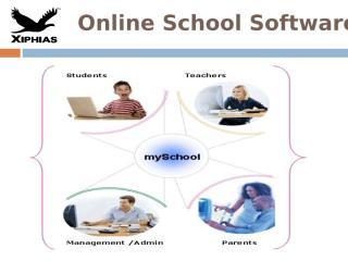 Online School Software.ppt