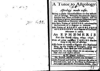 william eland - a tutor to astrology.pdf