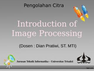 Pengolahan Citra - 01.ppt