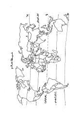 خريطة العالم.doc