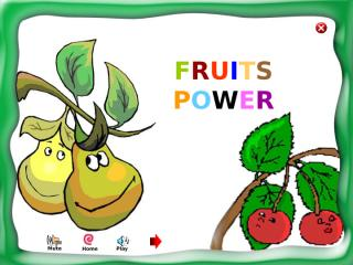 Fruits Power.ppt