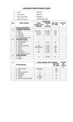 laporan identifikasi desa.doc