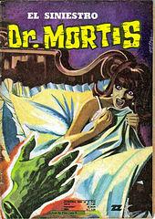 el siniestro dr. mortis # 82  zig zag  por elr.cbr