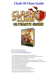 Clash Of Clans Guide.pdf