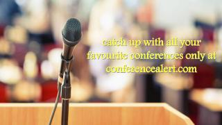 catch up with all your favourite conferences only at conferencealert.com.pdf