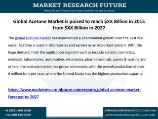 Global Acetone Market- Forecast to 2027.pdf