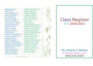 Class register.docx