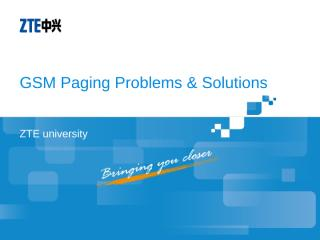 GO_NAST3002_E01_1 GSM Paging Problems & Solutions-37.ppt