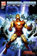 Homem de Ferro Legado #1.cbz