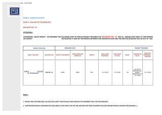 PROJECT REPORT BUILDING-16.xlsx