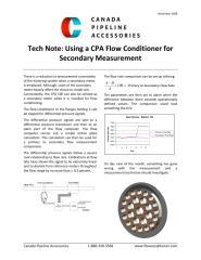 CPA 50E Secondary Measurement.pdf