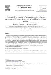 Asymptotic properties of computationally efficient.pdf