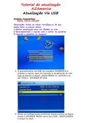 como atualizar seu az via usb.doc