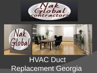 HVAC Duct Replacement Georgia.pptx