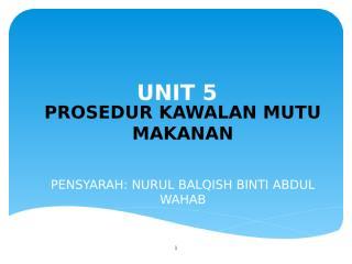UNIT 5.1 APK 2053.pptx