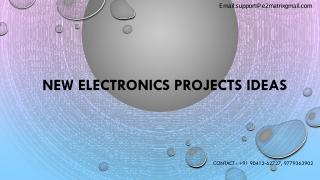 new electronics projects ideas.pdf