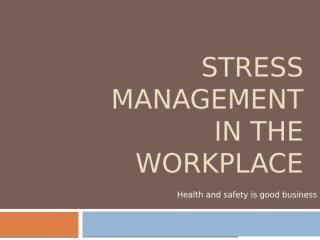 Stress Management - DRY RUN.pptx