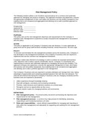 Risk Management Policy.doc