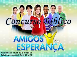 Concurso Bíblico 2011 - 16.ppt