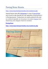 Paving Stone Russia.docx